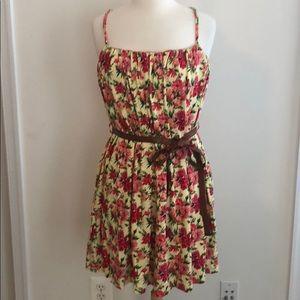 Floral Calvin Klein Dress